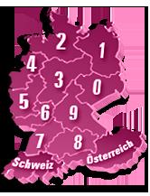 Corona Karte Deutschland mit Dates